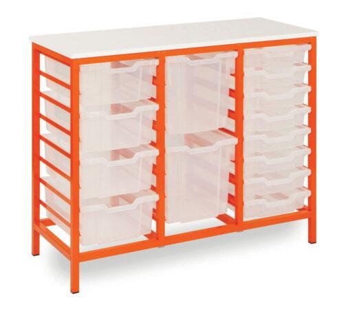 Metal Tray Storage