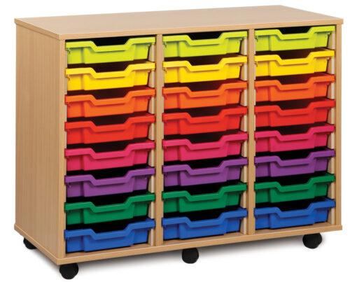 Standard Tray Storage