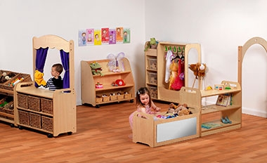 Dressing Up Play Zone
