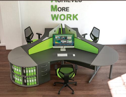 120 Degree Workstations